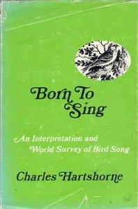 """photo of cover of book entitled """"Born to Sing"""""""