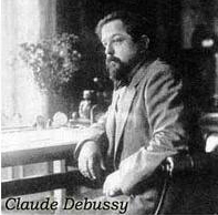 photo of Claude Debussy (from google images)